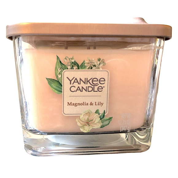 Yankee Candle Magnolia & Lily Elevation Collection